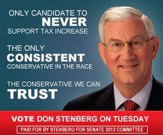 Don Stenberg for US Senate