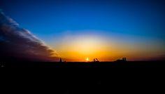 Robert Emmerich - 88 NLE  Sunset over Spandau in Berlin- Germany