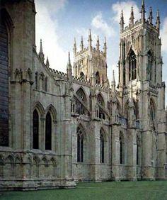 Gothic Architecture England | Location: Toronto, Canuckistan