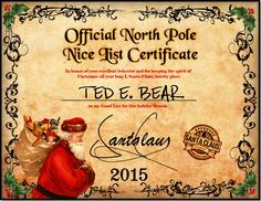 Official North Pole Mail - Personalized Letters From Santa Claus