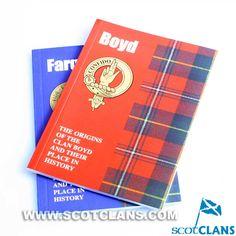 Clan Boyd Mini Book
