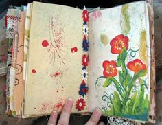 Makes me want journaling too!
