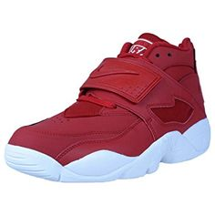 save off 8f59c 181e6 NIKE AIR DIAMOND TURF GYM RED WHITE 309434 600 DEION SANDERS MENS CROSS  TRAINERS Review