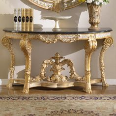 You'll love the Madame Antoinette Wall Console Table at Wayfair - Great Deals on all Furniture  products with Free Shipping on most stuff, even the big stuff.