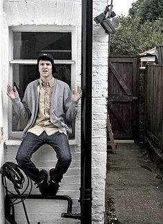If I could chill with one guy for the day it would be him, cool is not the word JAMIE T
