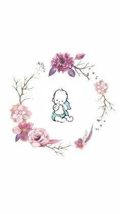 Instagram Emoji, Instagram Prints, Instagram Frame, Instagram Quotes, Instagram Feed, Baby Blue Aesthetic, Pregnancy Art, Mother Art, Cute Wallpapers Quotes