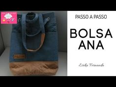 Bolsa Ana - Passo a passo - YouTube Backpack Tutorial, Victorian Corset, Corset Pattern, Operation Christmas Child, Origami Animals, Geek Crafts, Pendant Jewelry, Jewelry Necklaces, Pendant Necklace