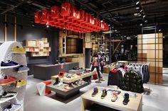 Puma premium store by Plajer Franz Studio-Osaka