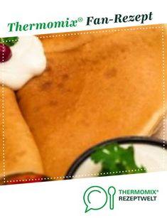 Blinis von Erdbeere05. Ein Thermomix ® Rezept aus der Kategorie Grundrezepte auf www.rezeptwelt.de, der Thermomix ® Community.