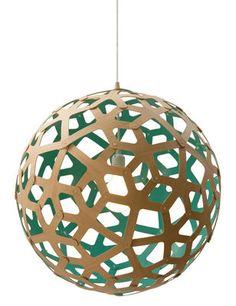 Coral Pendelleuchte  Marke: Moaroom  Designer: David Trubridge