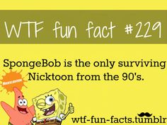 Spongebob WTF Fun Facts | MORE OF WTF-FUN-FACTS ARE COMING HEREfunny and weird facts ONLY