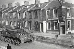 Gloucester Street 1957, Scotswood Road by Jimmy Forsyth