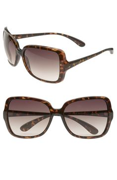 MARC BY MARC JACOBS Vintage Inspired Oversized Sunglasses available at Nordstrom