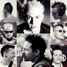 when linkin park first started I loved Chester he was sexy & that voice to die for