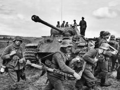 Pather G eastern front