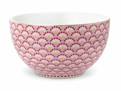 PiP Studio - 'Bloomingtales' Collection - Bowl, Pink (12cm)