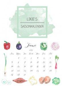 Lixie´s Saisonkalender - Photolixieous