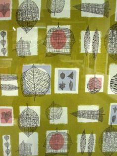 Lucien Day fabric 1952 2019 Lucien Day fabric 1952 The post Lucien Day fabric 1952 2019 appeared first on Fabric Diy. Textile Prints, Textile Patterns, Textile Design, Fabric Design, Print Patterns, Paper Patterns, Geometric Patterns, Robin Day, Vintage Fabrics