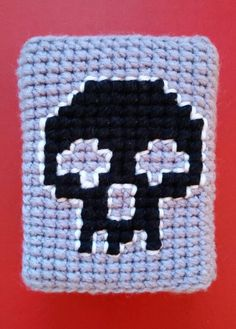 MTG card deck crochet holder (picture only)