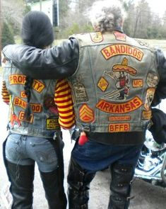 Cutting down a 600 word essay to a 300 word essay was like cutting through a jungle. WHY CANT ALL. Bandidos Motorcycle Club, Outlaws Motorcycle Club, Biker Clubs, Motorcycle Clubs, Bike Gang, Ranger, Biker Quotes, Biker Patches, Biker Leather