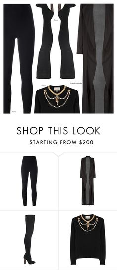 """""""Untitled #4201"""" by amberelb ❤ liked on Polyvore featuring adidas Originals and Gucci"""