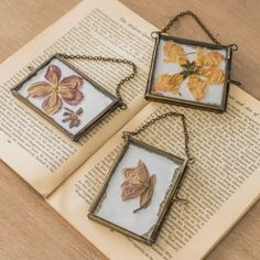 Set of 3 Mini Hanging Photo Frames - Photo Frames - Home Decoration - Home Accessories