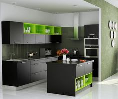 L Shaped Modular Kitchen Designs Catalogue Google Search Stuff To Buy Pinterest Kitchen