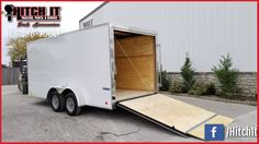 7 x 16 CONTINENTAL CARGO  Hitch It Trailers Sales, Parts, Service & Truck Accessories 5866 S. 107th E. Avenue Tulsa, Oklahoma 74146 918-286-7900 #HitchIt #TrailerSales #TrailerService #TrailerParts #TruckAccessories #YourTrailerShop #Tulsa #Oklahoma Trailer Sales Trailer parts Trailer service repairs Truck accessories ONLY Oklahoma United Manufacturing Dealer NE Oklahoma Continental Cargo, Lark United and Tiger Trailers Dealer. We sell Enclosed Cargo Trailers & Race Trailers Landscape Tilt