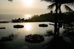 Lobby Pan Pacific Hotel Bali