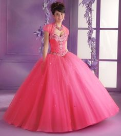 Cheap dress wedding gown, Buy Quality dresses nj directly from China dress victoria Suppliers: Puffy Quinceanera Dresses 2016 Sweet 16 Dresses Masquerade Ball Gowns vestidos de 15 anos Puffy Dresses, Pink Party Dresses, Unique Prom Dresses, Sweet 16 Dresses, Cheap Dresses, Formal Dresses, Mori Lee Quinceanera Dresses, Mori Lee Dresses, Masquerade Ball Gowns