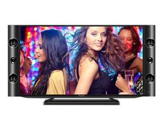 Panasonic 40 inch Full HD LED Tv offers a very large display with full HD resolution. This TV is specially designed for music lovers which come with the huge front facing speakers with sound. Tv Reviews, Wedding Website, Panasonic Televisions, Crisp, Display, Weddings, Beauty, Floor Space, Billboard