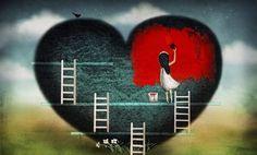 Per quanto non vogliate ascoltare il vostro cuore, per quanto venga colpito, anche se lo maltrattate e lo sprecate, continuerà a essere un cuore