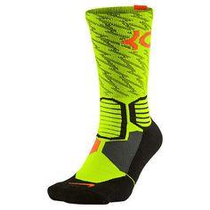 New Nike Hyper Elite Basketball Socks Mens Shoe Size 8-12 Crew KD SX4972 $20 #Nike #Athletic