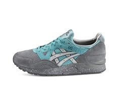 Gel Lyte 5, Asics Gel Lyte, Bleu Turquoise, Jack Frost, Sneakers, Lady, Shopping, Shoes, Collection
