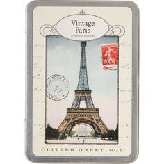 Vintage Paris Postcards - Paper Source
