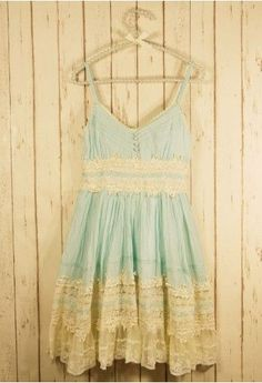 love this boho dress from chicwish
