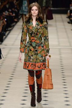 Burberry Prorsum, Look #13