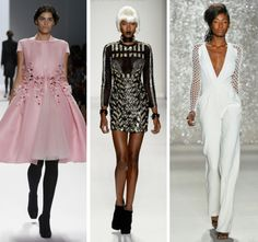 Kontrol Homme Report: In A Woman's World — Taking on NYFW