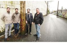 Video: Rare behind scenes recording Vancouver-based musician Dan Mangan + Blacksmith