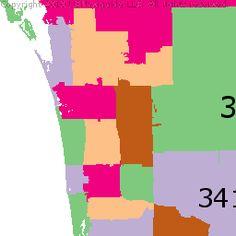 Naples Florida Zip Code Map.Naples Florida Zip Code Boundary Map Fl Sw Florida Zipcodes