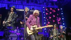 Tom Petty & the Heartbreakers perform at Wells Fargo Center in Philadelphia on July 1.