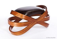 Rocking stool - Photo 1 | Image courtesy of Brian Kuchler