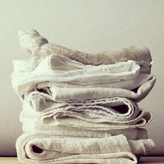 Linen ... More linen ... We never have enough of those ... More linen arriving today !!! #love #storeavalon #virginemamapapa by virginemamapapa presented by SuperiorCustomLinens.com