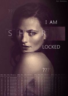 Irene Adler ~ The Woman ~ Sherlock