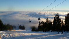 Skifahren exotisch (1): Die Wiederentdeckung der Gemütlichkeit