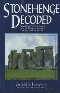 Hawkins, Gerald S; Stonehenge Decoded (1993)