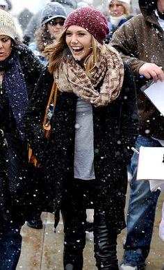 Elizabeth Olsen: Sundance darling