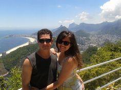 Marcio & Tamiris (Brasileros)