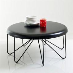 Table basse ronde, design Dan Yeffet pour Bensimon BENSIMON