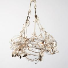 Knotty Bubbles Chandelier eclectic chandeliers
